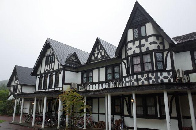 軽井沢ロンギングハウス