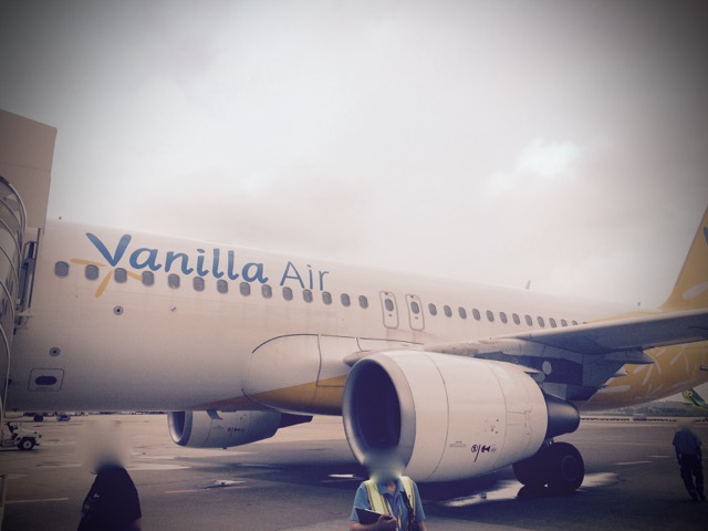 Vanilla Air機体