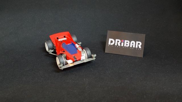 クリムゾンG(DRIBARにて1)