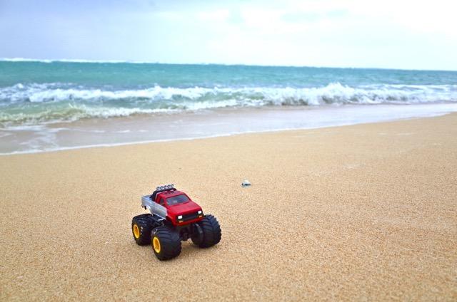 キングキャブJr. in サンセットビーチ2