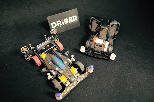 DRIBARにてマシンx2