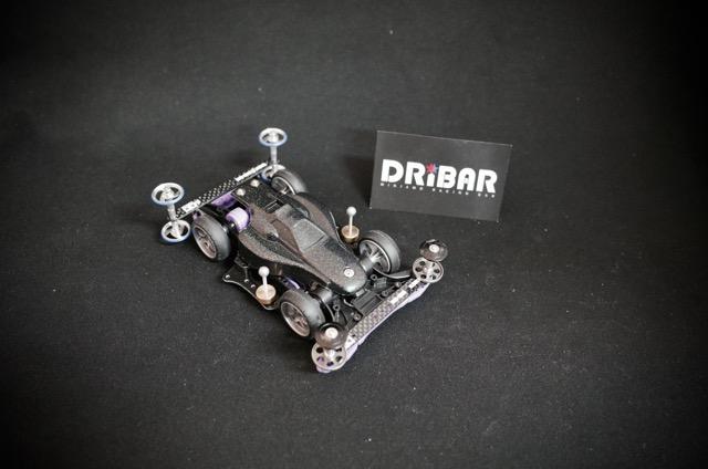 アスチュート in DRIBAR1