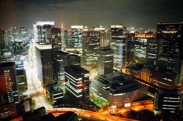 ケシキ夜景