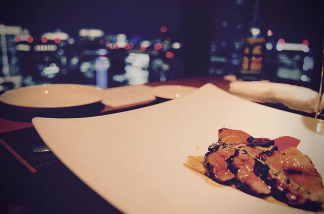 ケシキ食事