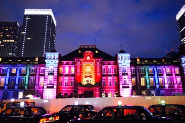 東京駅ミチテラス