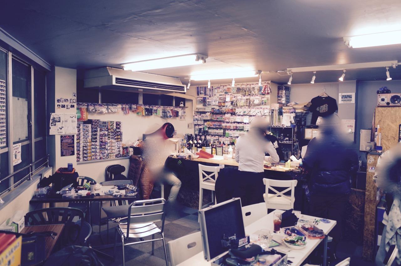 高円寺Hideaway Garage03