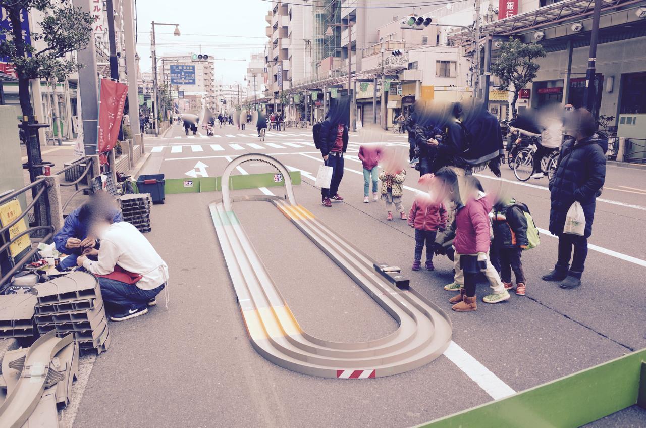 亀戸KRFスポット走行会01