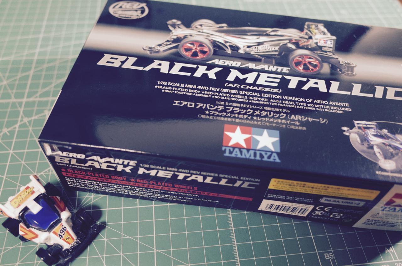 エアロアバンテ ブラックメタリック01