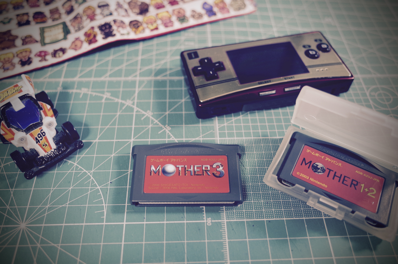 MOTHER3その01