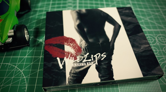 "吉川晃司New Album ""WILD LIPS""!!"