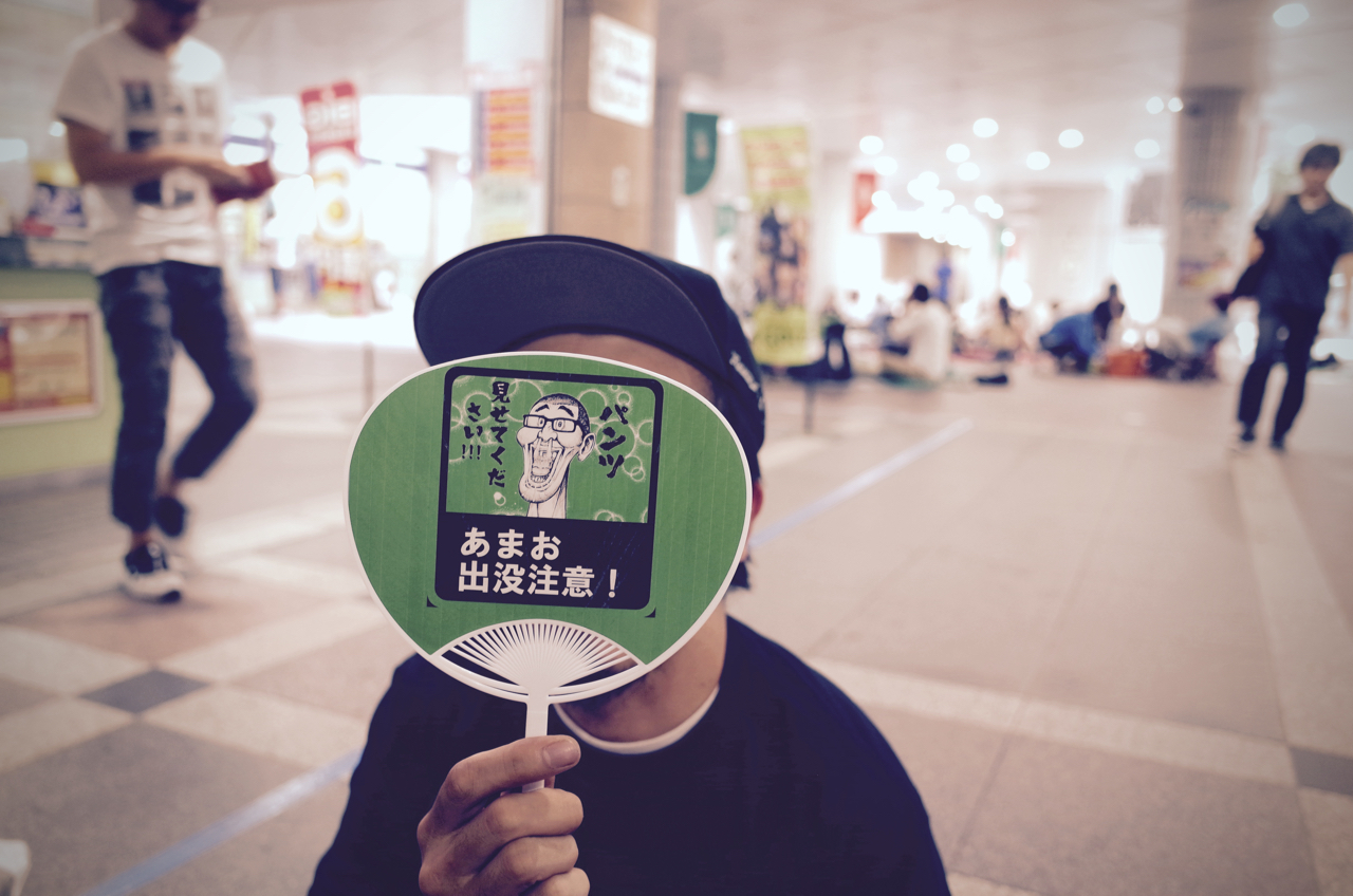 JC東京大会2あまおさん