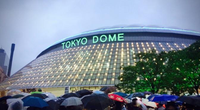 """【雑記】""""BABYMETAL"""" WORLD TOUR FINALの東京ドーム公演初日に行ってきた!"""