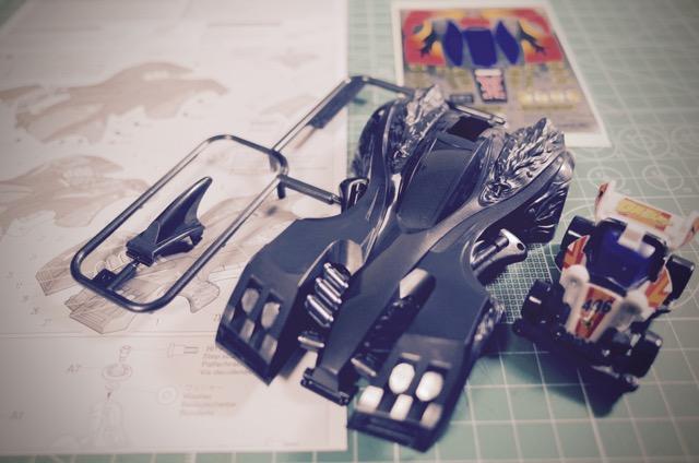 トライダガーWX02