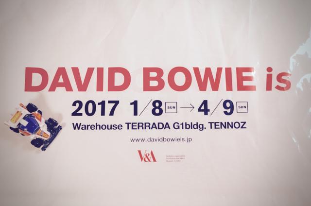 DAVID BOWIE is 01