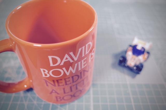 DAVID BOWIE is 03