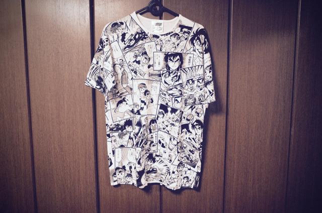 ミニ四駆作品横断Tシャツ01