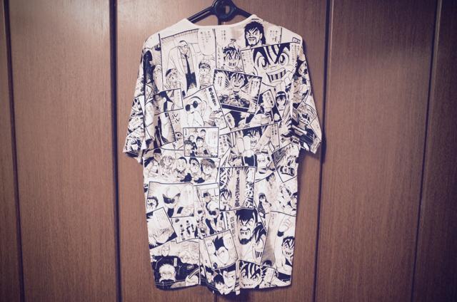 ミニ四駆作品横断Tシャツ02