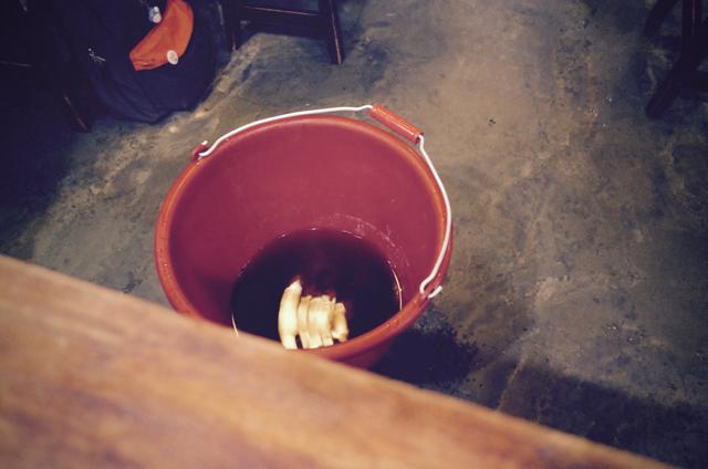 西門金峰の魯肉飯02