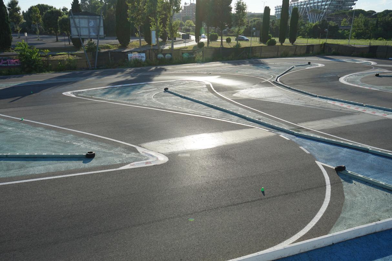 ローマのRCサーキット02
