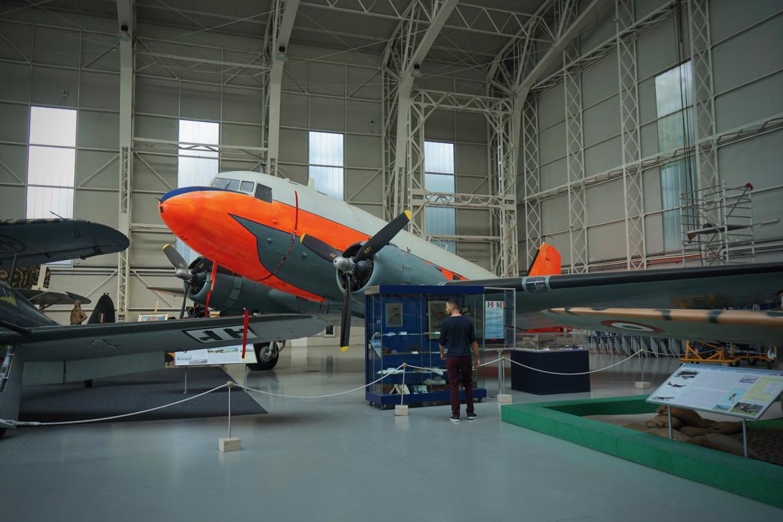 空軍歴史博物館05