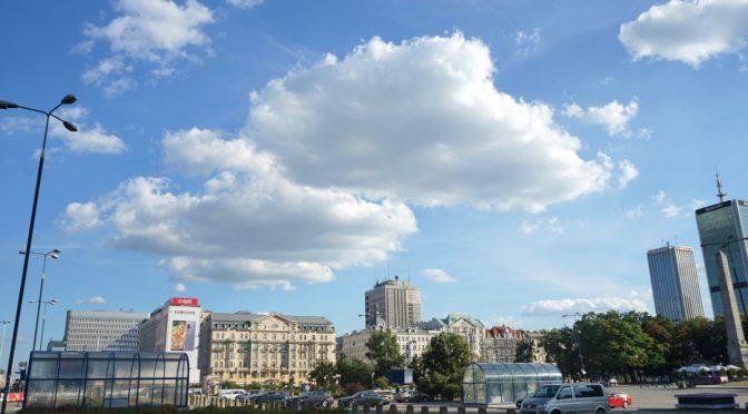 """【2018夏!ポーランド編】ワルシャワ紀行2「文化科学宮殿」/【2018 Summer! Poland】Travel to Warsaw 2""""PKiN"""""""