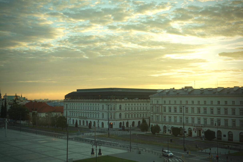 ワルシャワの朝01