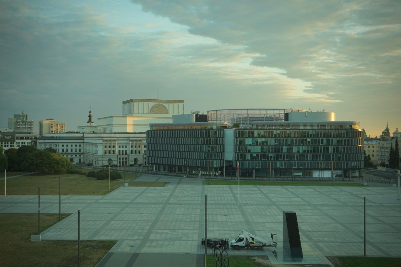 ワルシャワの朝02