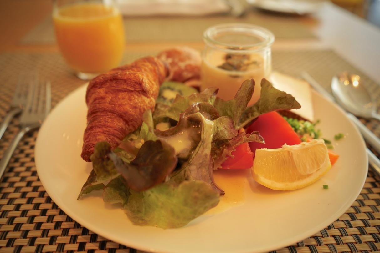 ワルシャワの朝06朝食
