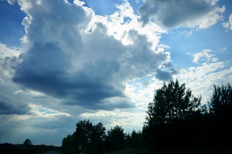 クルシニャニの空