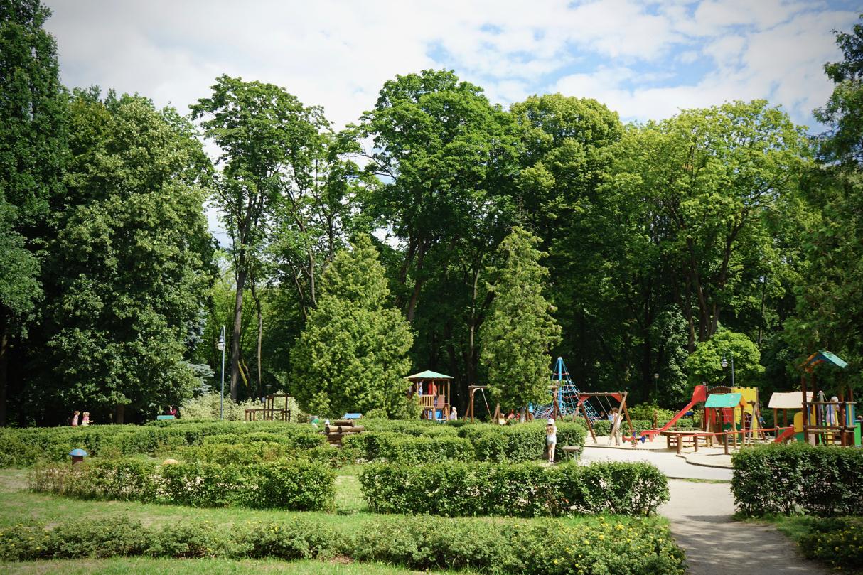 ビャウィストクの公園その2