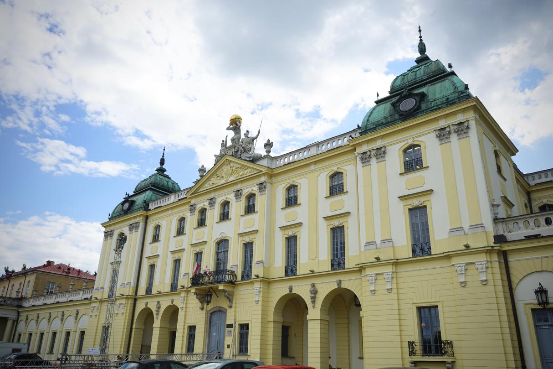 ビャウィストクの宮殿