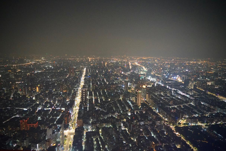 台北101の夜景03