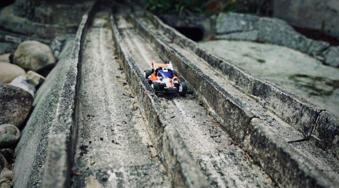 【2019大型連休⑤】ミニ四駆サーキット遺跡はマレーシアに実在した!!/【2019 Spring holidays⑤】Mini 4WD Circuit Ruins are real in Malaysia!!