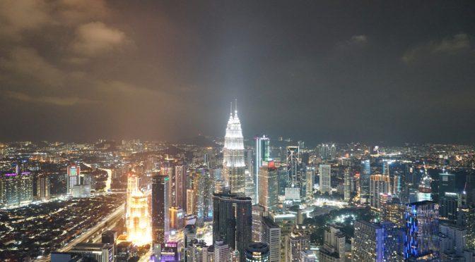 """【2019大型連休⑥】ミニ四駆百景 皇帝 in クアラルンプール/【2019 Spring holidays⑥】Mini4WD 100 Landscapes """"Emperor in  Kuala Lumpur"""""""