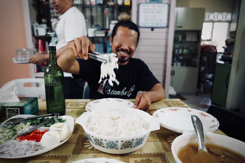 マレーシア料理01