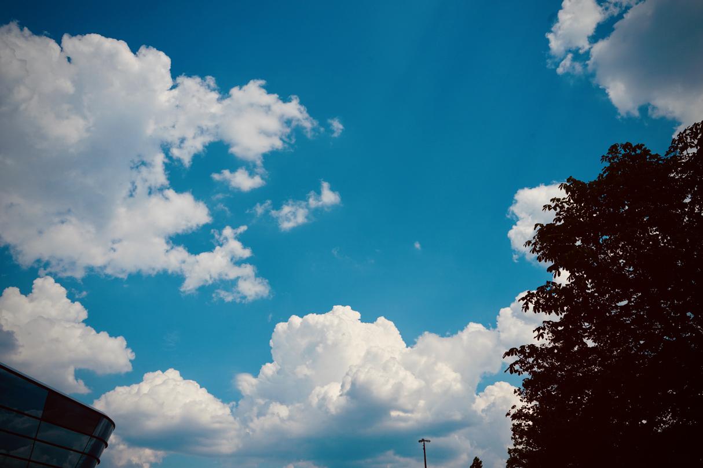 ニュルンベルクの空