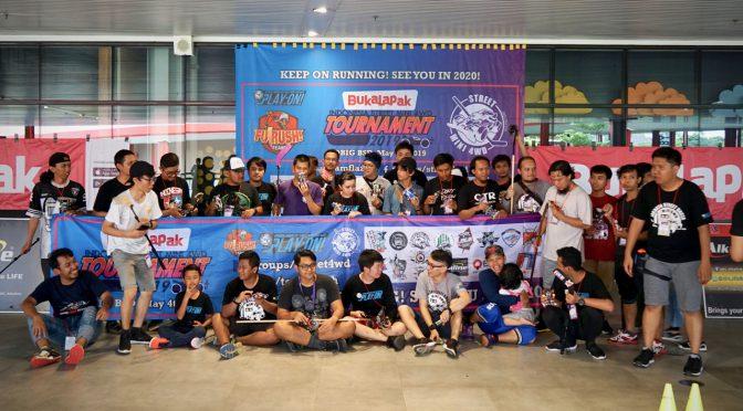 【2019大型連休⑨】インドネシア初!ストリートミニ四駆全国大会に参加(後編)【2019 Spring holidays⑨】The first time in Indonesia! Street Mini 4WD National Tournament(Second Part)