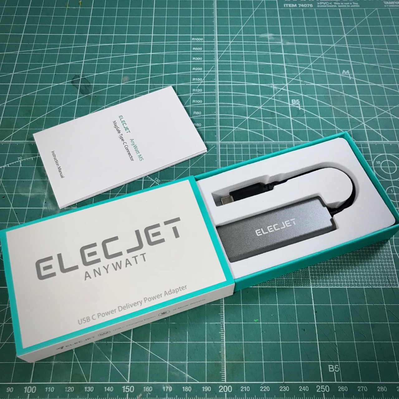 magsafe to thunderboltケーブル