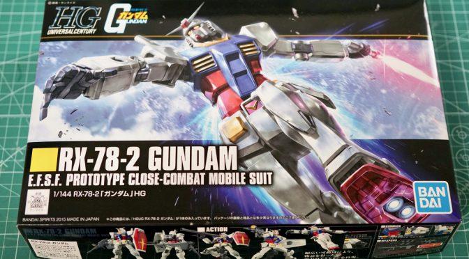 1/144 RX-78-2「ガンダム」HG/1/144 RX-78-2「Gundam」HG