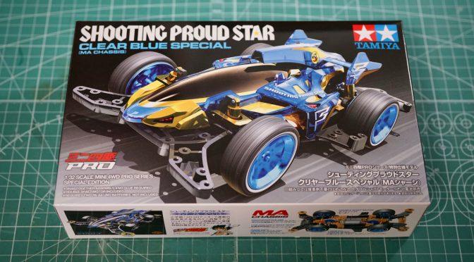 シューティングプラウドスター クリヤーブルースペシャル/Shooting Proud Star Clear Blue Special