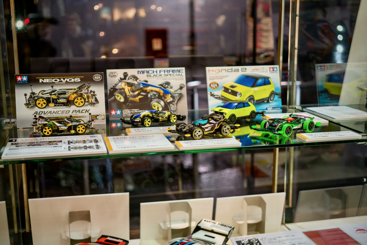 TAMIYA SHOWCASE01