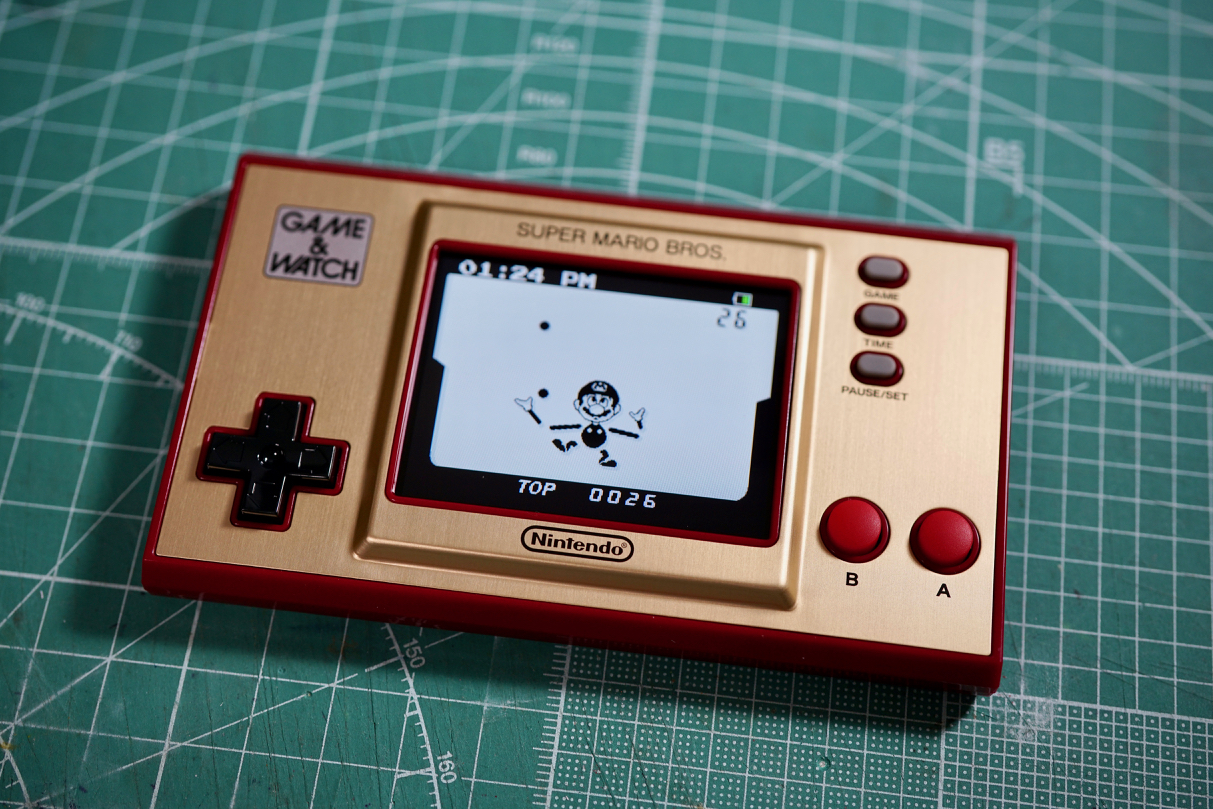 GAME&WATCH12